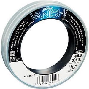 Поводковый флюорокарбон Berkly Vanish
